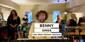 Benny Sings - NPR Tiny Desk