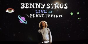 Benny Sings - Live At The Planetarium Amsterdam